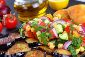 vegan greek cuisine