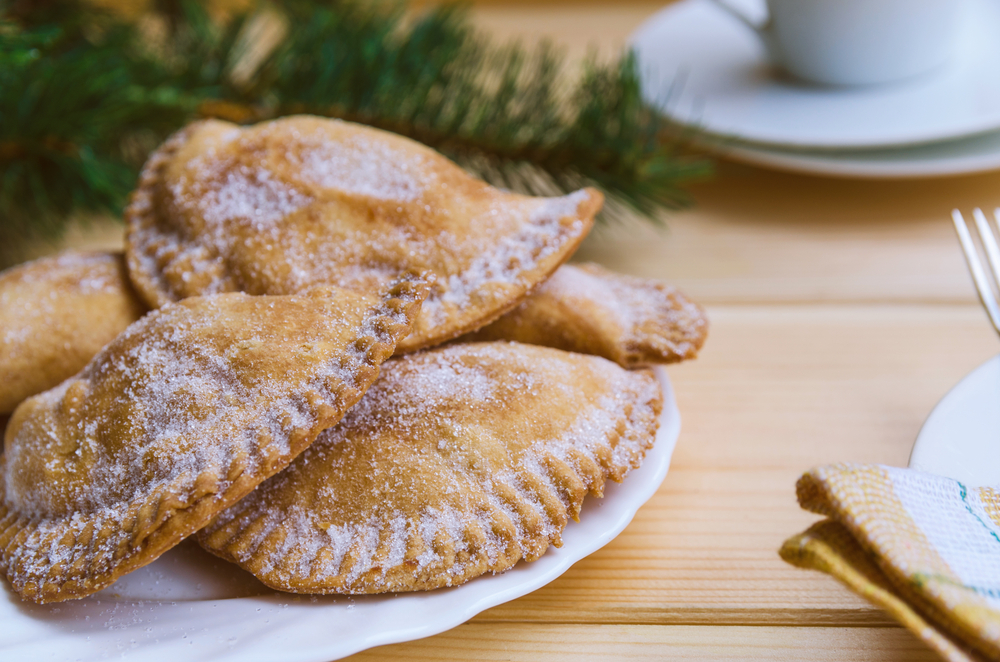 Mom's Date Turnover Cookies