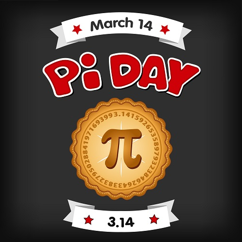 Pie for Pi Day Celebrate 3.14 March 14
