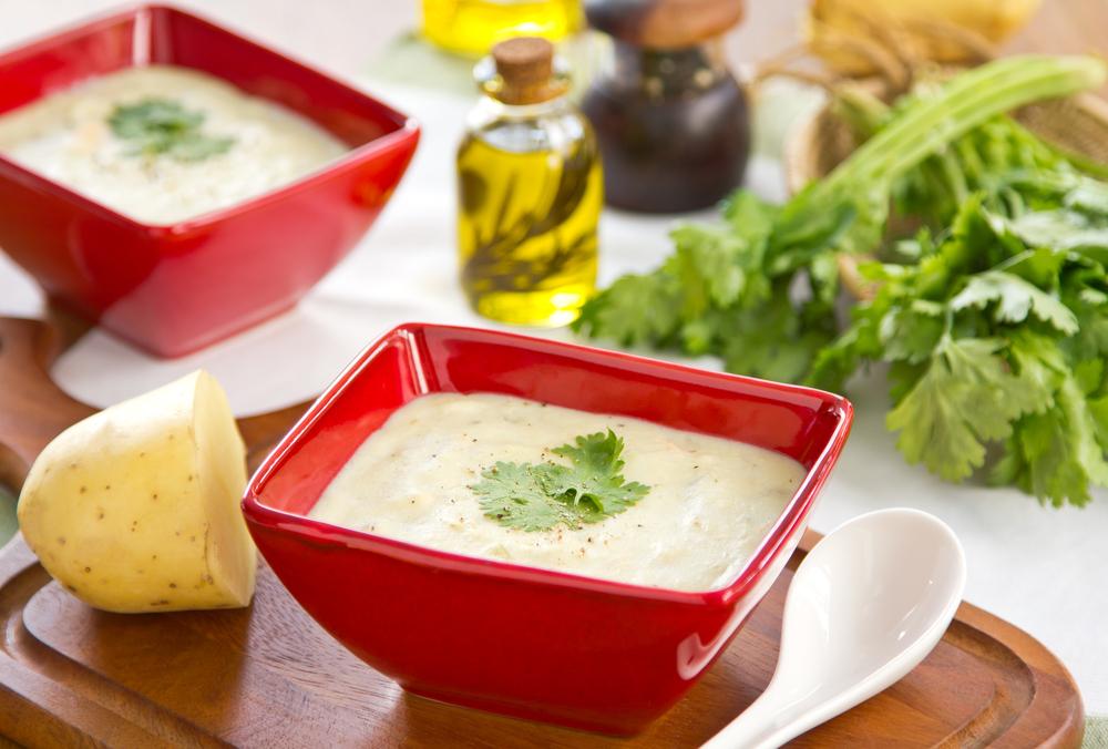 Vegan Potato Soup Recipe – Comfort Food!