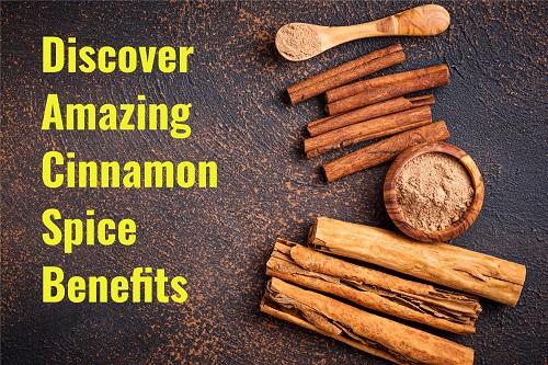 cinnamon spice benefits