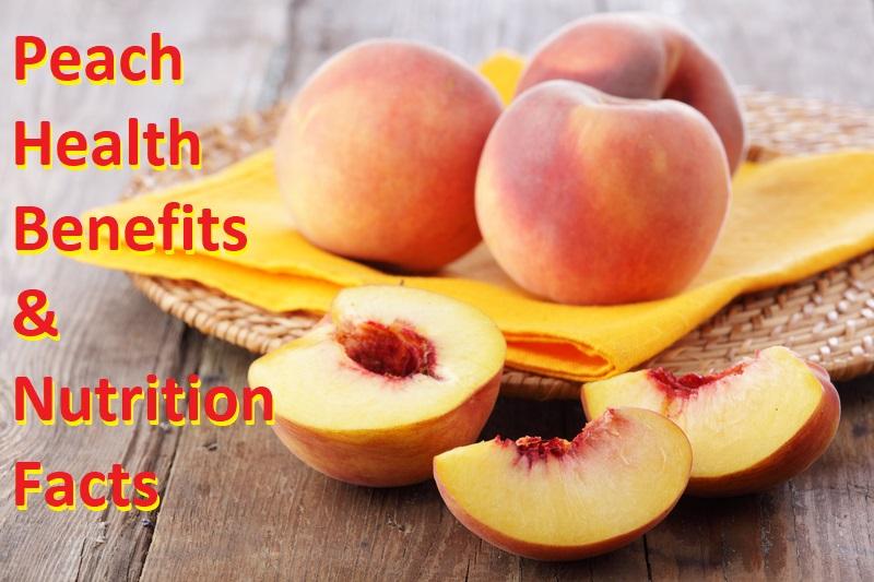 Peach Health Benefits & Nutrition
