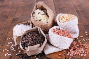 what type of rice is the healthiest
