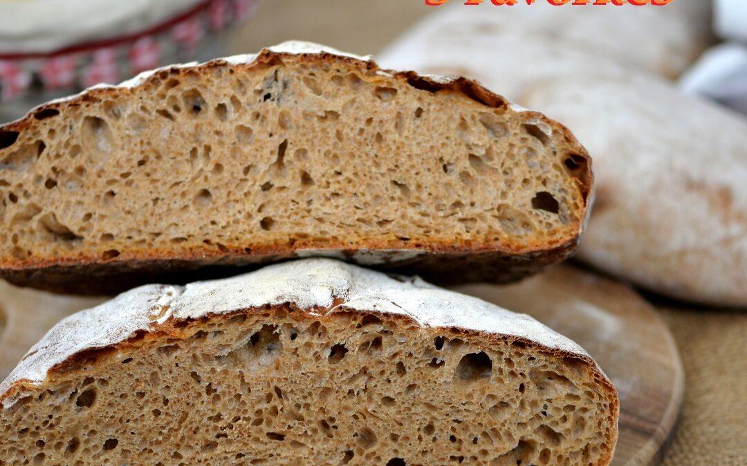 Delicious Peach Breakfast Bread – 3 Favorites