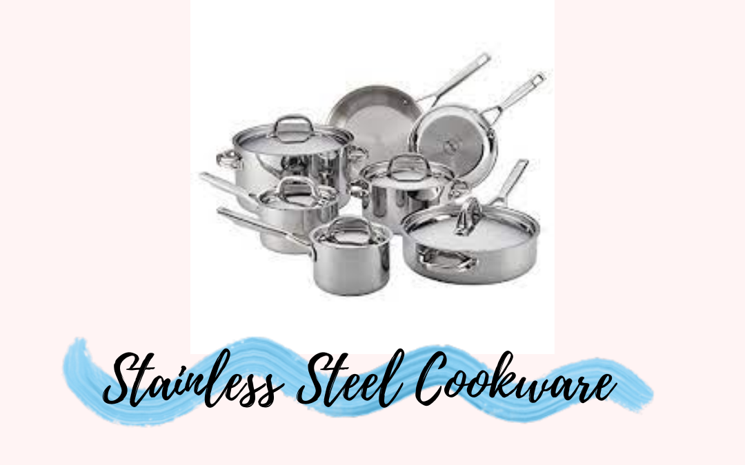 Cooking with Stainless Steel Cookware has never been this easy. Check this out!